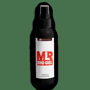 Mr big gel amostra grátis